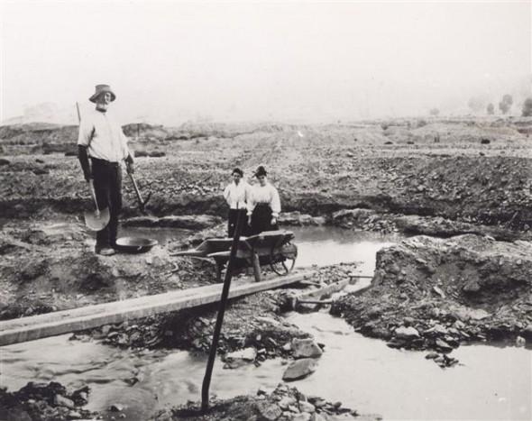 Diggings