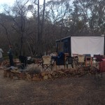 Bush cinema by Bushlanders