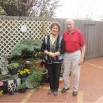 Rita and Peter van Benthem and family