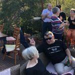 Bushlands xmas party 2019 at Tim and Hannah's